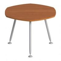Стол для переговоров круглый на металлокаркасе МА ПФ 185 Profi