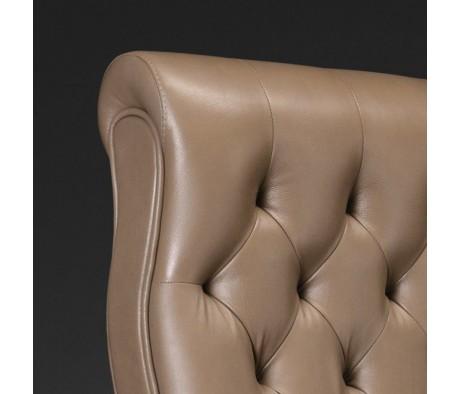 Кресло руководителя Боттичелли DB-13 JS-17 (хром)