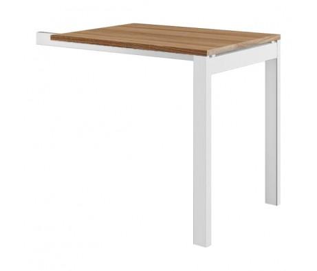 Приставной стол на металлоопорах 60x80x75 Tess