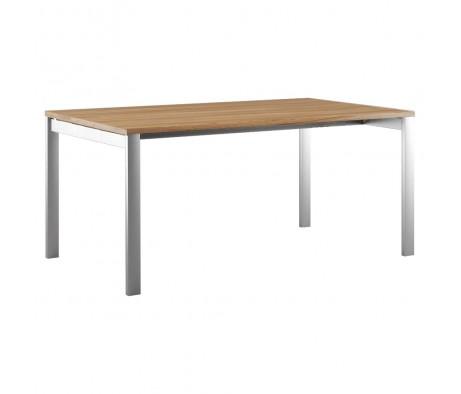 Стол руководителя на металлоопорах 180x90x75 Tess
