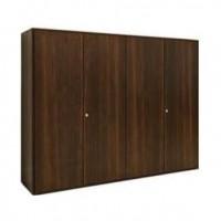 Шкаф для бумаг с гардеробом Cotto