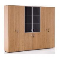 Шкаф комбинированный гардероб для бумаг Exe