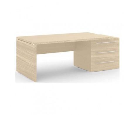 Стол на опорной тумбе 226x100 Ekis