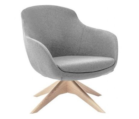 Кресло ELEGANCE S Wood крутящееся