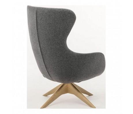 Кресло ELEGANCE Wood крутящееся