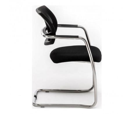 Кресло URBAN MESH на полозьях