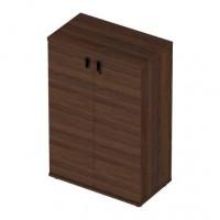 Шкаф H121 деревянные двери Lava