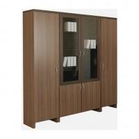 Шкаф для бумаг H211L185 Wood