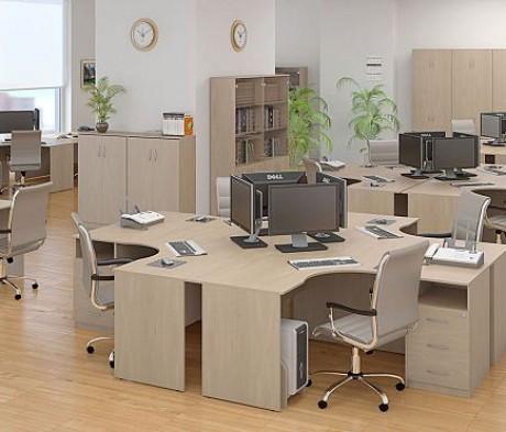 Мебель для персонала Nova S