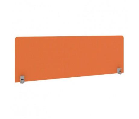 Экран тканевый для стола L1400мм 125x45x2,2 Metal System