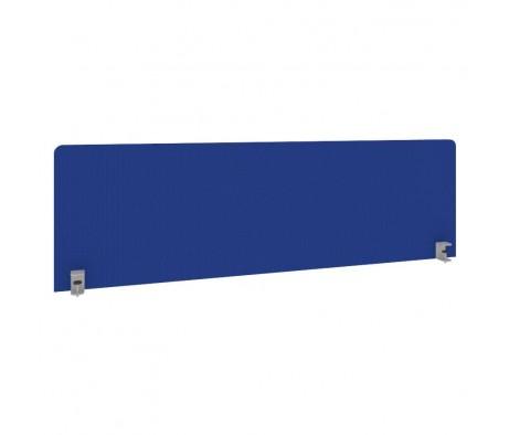 Экран тканевый для стола L1600мм 145x45x2,2 Metal System