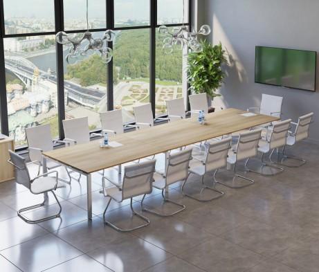 Мебель для переговорных Metal System