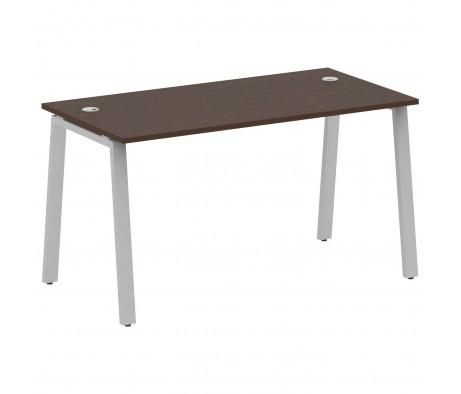 Стол письменный на А-образном м/к 140x72x75 Metal System