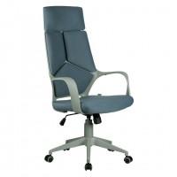 Кресло Riva Chair 8989 серый пластик