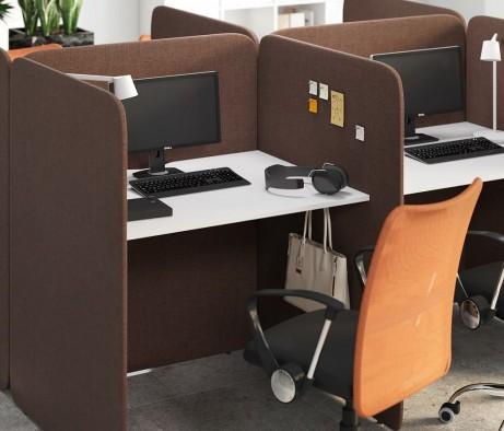 Мебель для персонала Колл-центр Riva