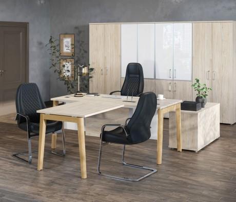 Кабинет руководителя Onix Wood Direct