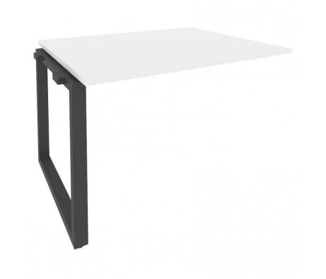 Проходной наборный элемент переговорного стола на О-образном м/к 1180x980x750 Onix