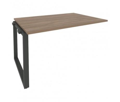 Проходной наборный элемент переговорного стола на О-образном м/к 1380x980x750 Onix