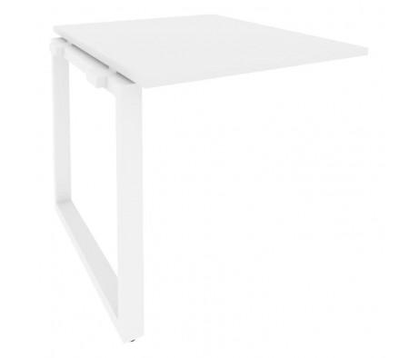 Проходной наборный элемент переговорного стола на О-образном м/к 780x980x750 Onix