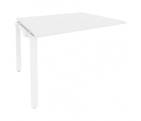 Проходной наборный элемент переговорного стола на П-образном м/к 1180x980x750 Onix