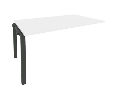 Проходной наборный элемент переговорного стола на П-образном м/к 1580x980x750 Onix