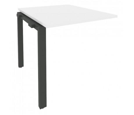 Проходной наборный элемент переговорного стола на П-образном м/к 780x980x750 Onix