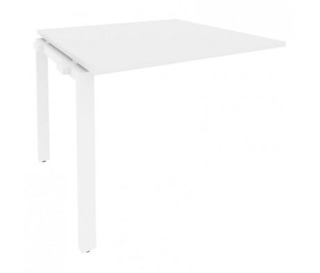 Проходной наборный элемент переговорного стола на П-образном м/к 980x980x750 Onix