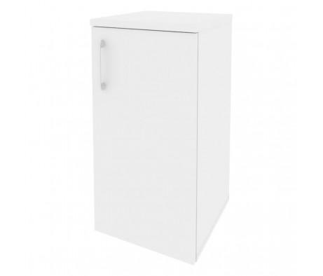 Шкаф низкий узкий правый (1 низкий фасад ЛДСП) 400x420x823 Onix