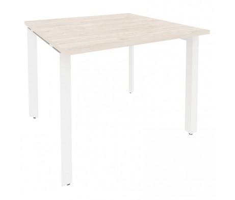 Стол переговорный (1 столешница) на П-образном м/к 980x980x750 Onix