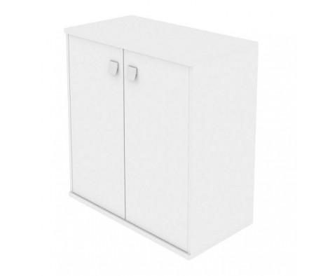 Шкаф низкий широкий 2 низкие двери ЛДСП Style System