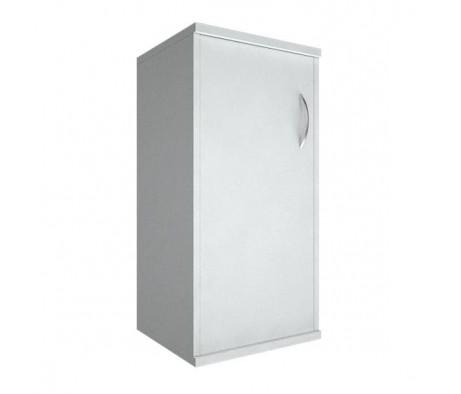 Шкаф низкий узкий 1 низкая дверь ЛДСП Riva