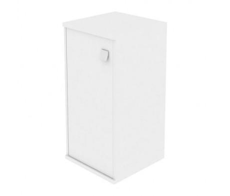 Шкаф низкий узкий 1 низкая дверь ЛДСП Style System