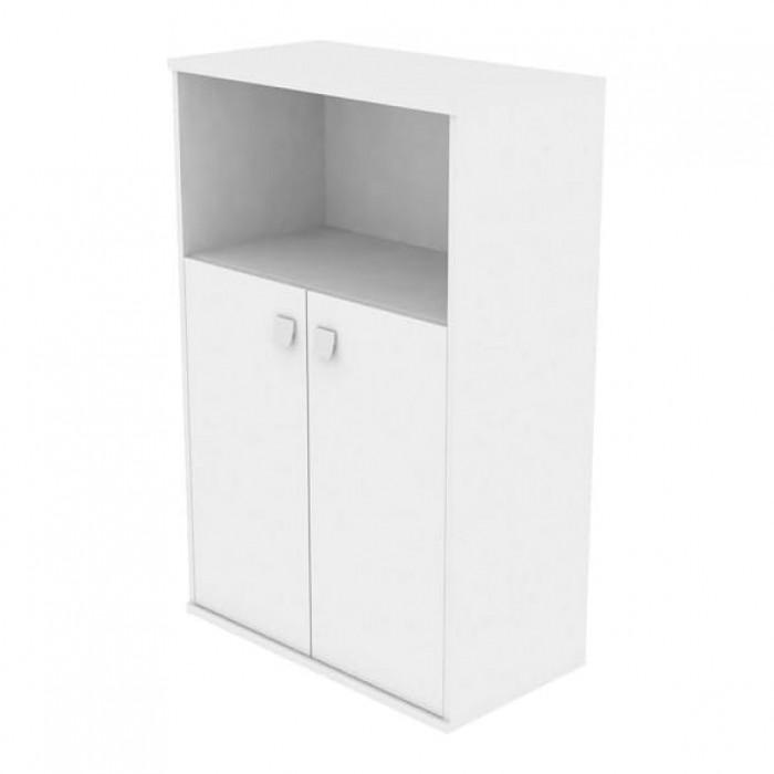 Шкаф средний широкий 2 низкие двери ЛДСП Style System