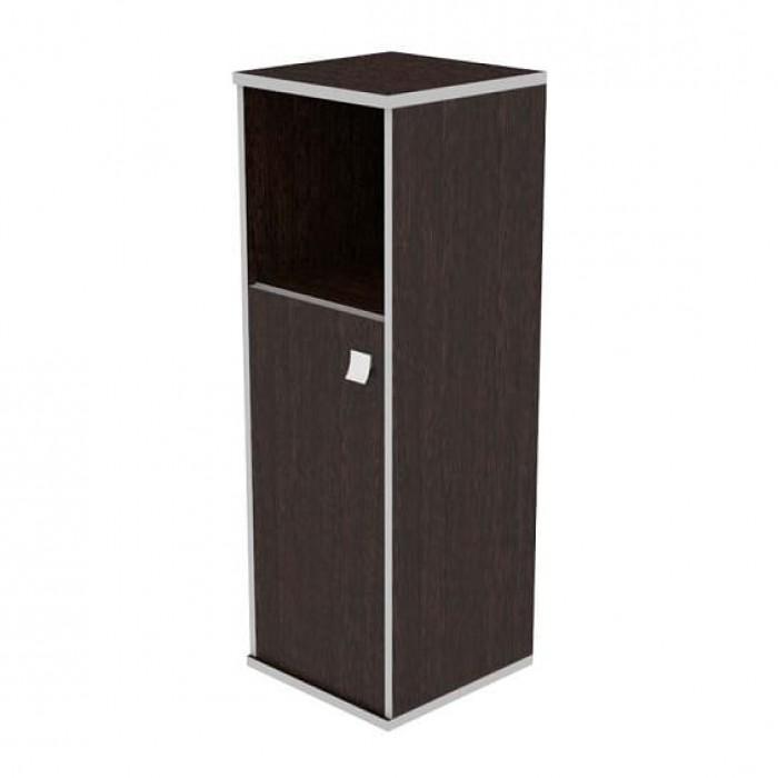 Шкаф средний узкий 1 низкая дверь ЛДСП Style System