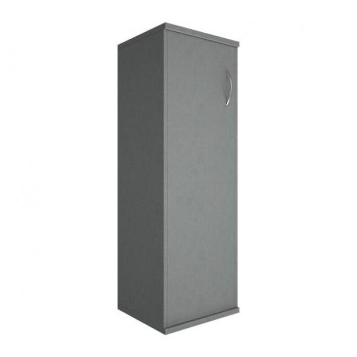Шкаф средний узкий 1 средняя дверь ЛДСП Riva