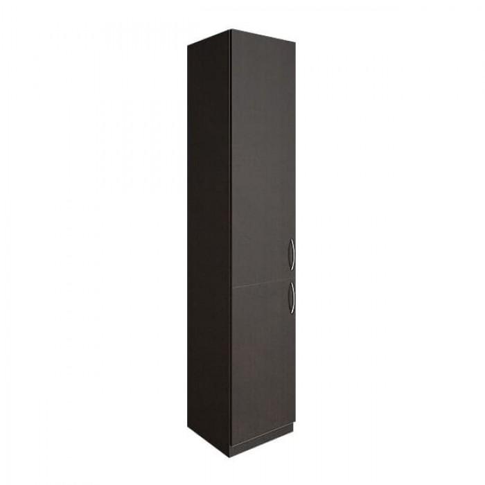 Шкаф высокий узкий 1 низкая дверь ЛДСП 1 средняя дверь ЛДСП Nova S