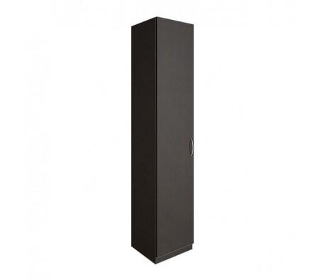 Шкаф высокий узкий 1 высокая дверь ЛДСП Nova S