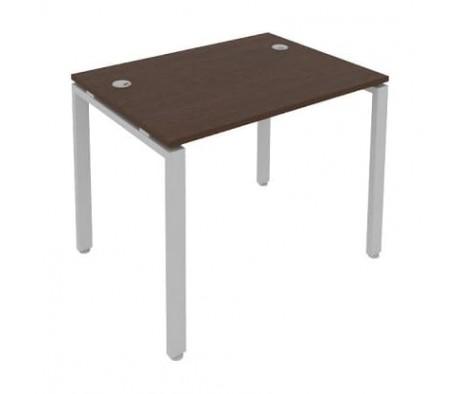 Стол письменный на П-образном м/к 100x72x75 Metal System