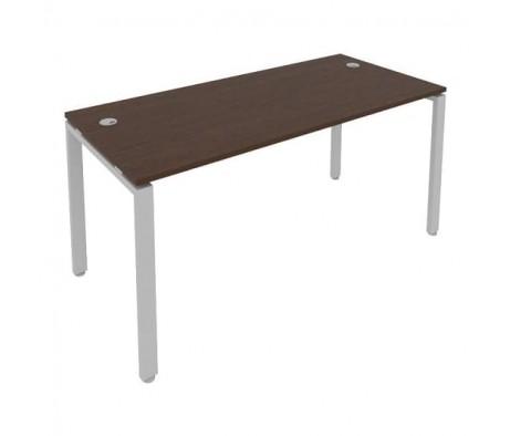 Стол письменный на П-образном м/к 160x72x75 Metal System