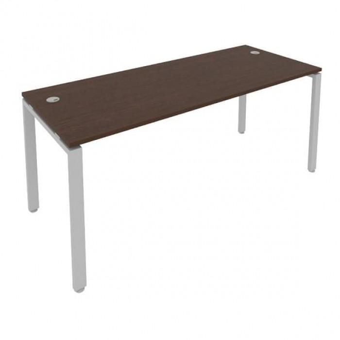 Стол письменный на П-образном м/к 180x72x75 Metal System