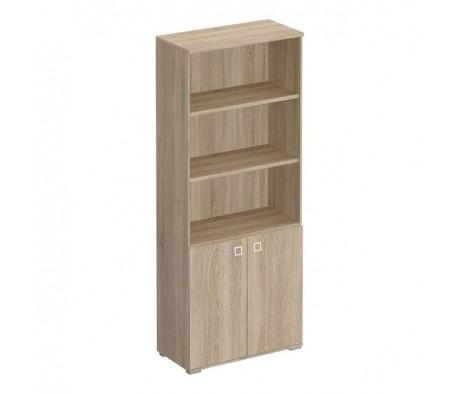 Шкаф для документов полузакрытый 90,2x44,2x221 Cosmo