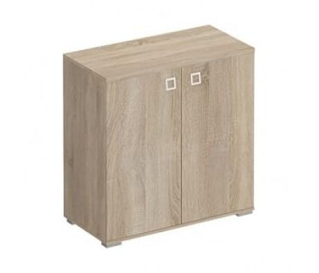 Шкаф для документов закрытый низкий 90,2x44,2x89,7 Cosmo