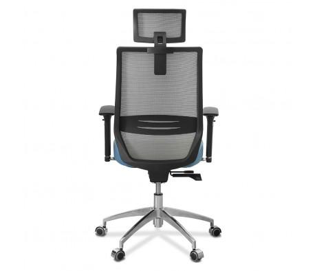 Кресло Aero lux с подголовником из сетки