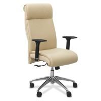 Кресло Dark экокожа подлокотники 3D