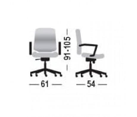 Кресло Galaxy TW
