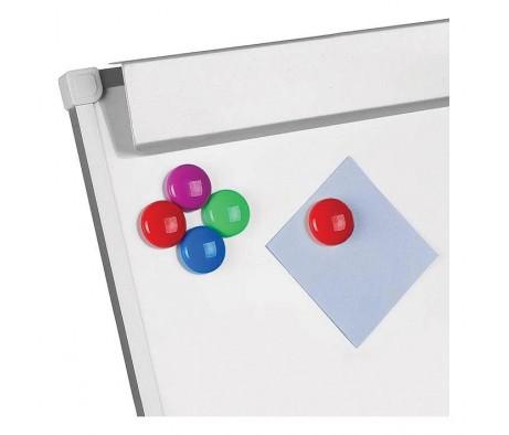 Доска флипчарт BRAUBERG магнитно маркерная 70х100 с держателями для бумаги