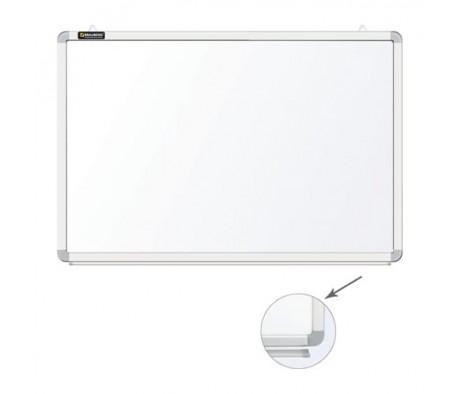 Доска магнитно маркерная BRAUBERG Premium 45х60 улучшенная алюминиевая рамка