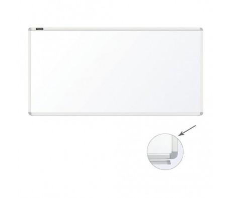 Доска магнитно маркерная BRAUBERG Premium 90х180 улучшенная алюминиевая рамка