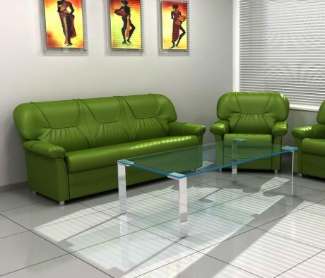 Комплект мягкой мебели Дельта