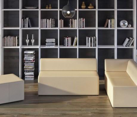 Комплект мягкой мебели Гамма